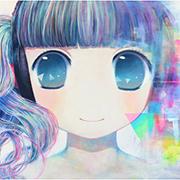 サワダモコ ポストカード「METAGRAMED」