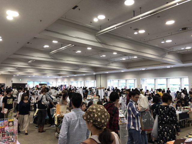 関西コミティア51 会場