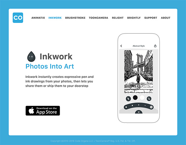 inkwork
